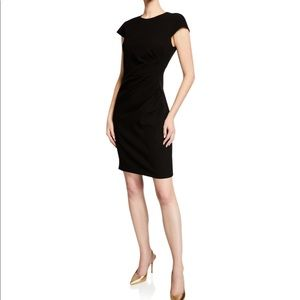 Elie Tahari $348 Little Black Dress LBD classic!!
